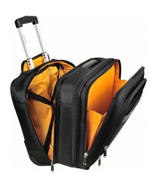 "Maletín maleta trolley para portátil de 15,6""- EXACOMPTA - 18534E"