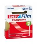 Rollo cinta adhesiva transparente 19mm x33m- TESA