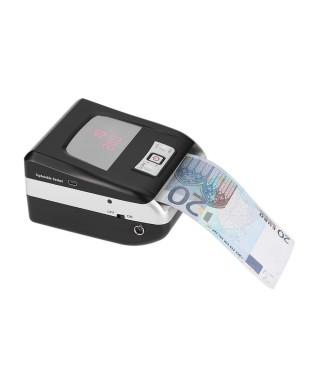 Detector de billetes-euro-indicador Led