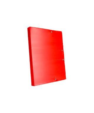 Carpeta lomo 5cm Rojo, Grafoplas