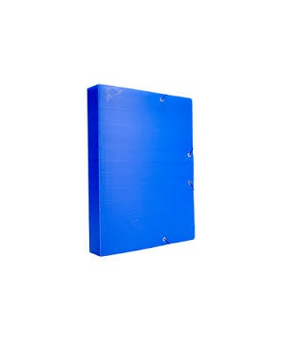 Carpeta lomo 5cm Azul, Grafoplas
