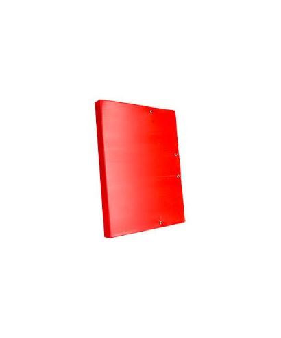 Carpeta lomo 3cm Rojo, Grafoplas