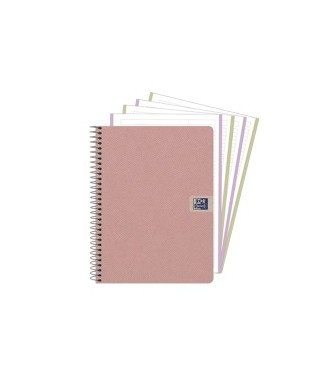 Cuaderno A4, 80 h, nature nude OXFORD