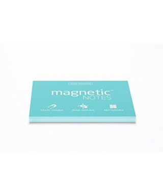 100 Magnetic Note L 200x100mm Aqua