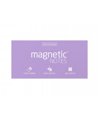 100 Magnetic Note L 200x100mm Pearl