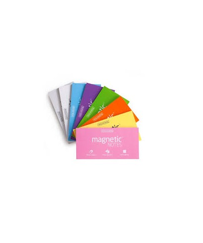 100 Magnetic Note L 200x100mm Rosa