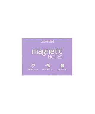 100 Magnetic Note M 100x70mm Pearl