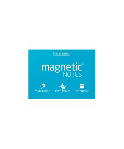 100 Magnetic Note M 100x70mm Azul