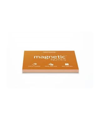 100 Magnetic Note M 100x70mm Naranja