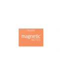 100 Magnetic Note S 70X50mm Peachy