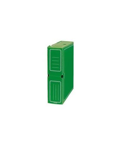 Archivo definitivo plástico folio verde