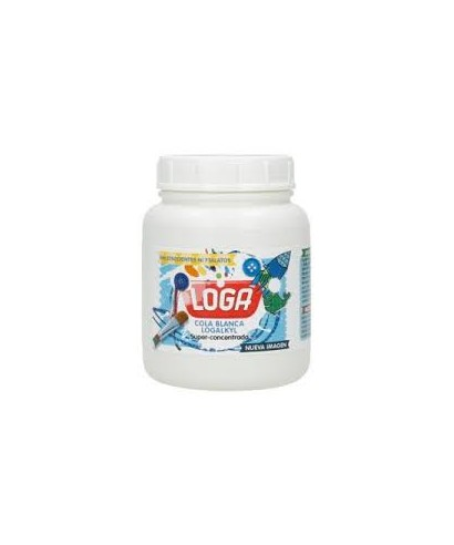 Botella 1 litro cola blanca- ALKIL - T/1000