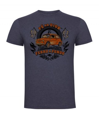 Camiseta Ferro 15A Talla L RZ