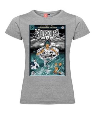 Camiseta Nubeira Mujer Talla L RZ