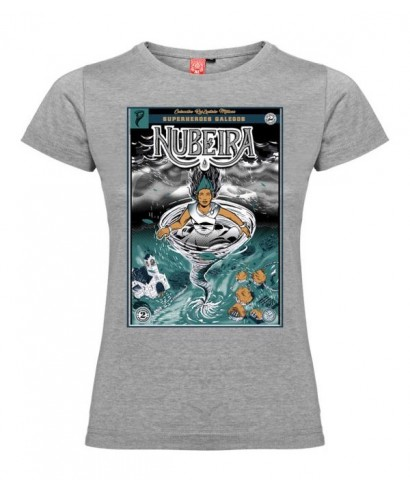 Camiseta Nubeira Mujer Talla XL RZ