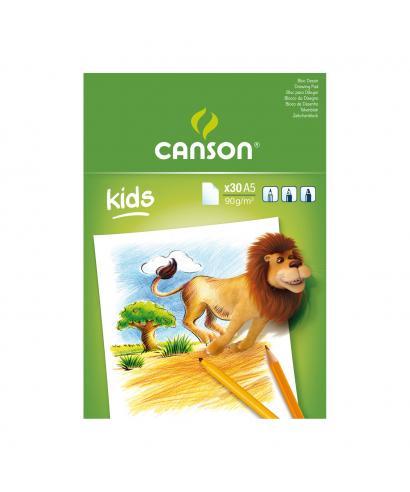 Bloc dibujo Kids. CANSON - 400015581