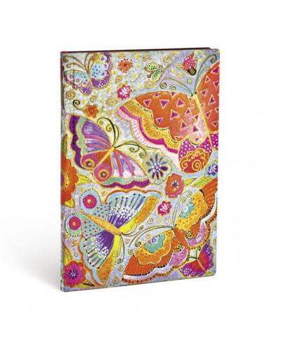 Cuaderno Flexis Flutterbyes PAPERBLANKS