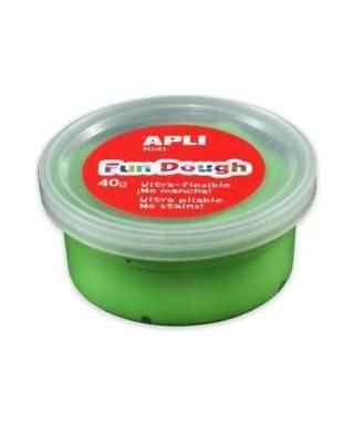 Fun dougth,40g verde APLI