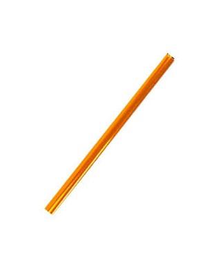 Rollo celofan 1x10m, naranja