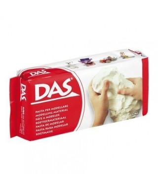 Pasta blanca para modelar 500grs DAS