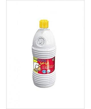 Botella 1l Super tempera líquida blanca