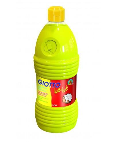 Botella 1l Super tempera líquida amarill