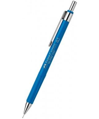 Portaminas XF- 0,5 Azul FABER-CASTELL