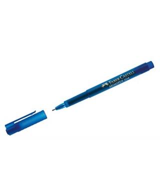 Rotulador broadpen 0.8 Azul FABER-CASTEL