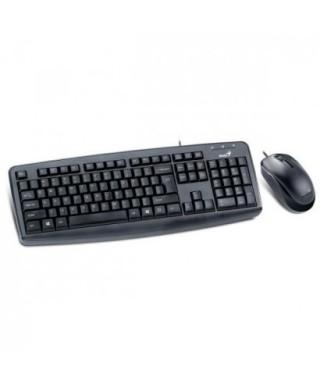 KIT TECLADO Y RATON GENIUS USB KM 110X - 2980738