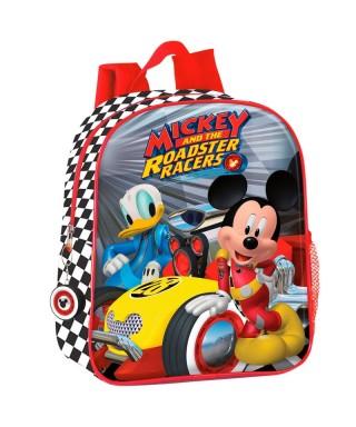 Mochila guarderia Mickey Drivers MONTIXE