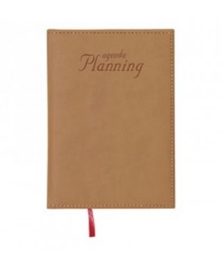 Planning perpetuo 21x29cm Camel