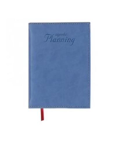 Planning perpetuo 21x29cm Azul