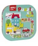 Puzzle XXlL Ciudad
