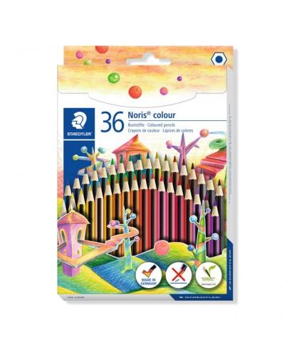Lápices de colores noris colour c36 Stae