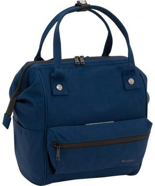 Mochila/bolso Paris azul pequeña SPORTANDEM