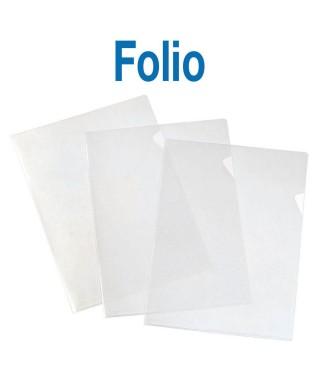 C/100 Dossier uñero PP 110mic Fº Dequa