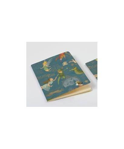 Cuaderno A5 rayado Peter Pan