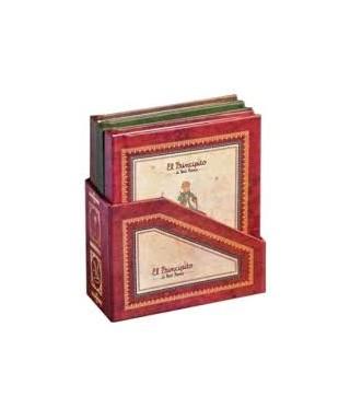Set 3 minicuadernos tapa dura El Princip