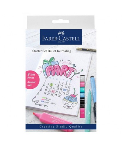 Set Bullet Journaling FABER-CASTELL