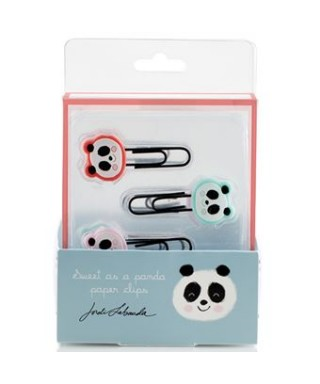 Set clips Panda MIQUELRIUS