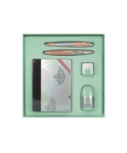 Caja regalo cuadrado Silver