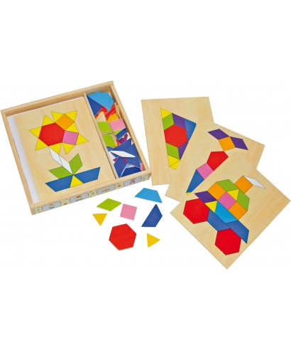 Caja Mosaico