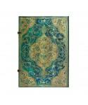 Cuaderno Crónicas Turquesas Grande. PAPERBLANKS