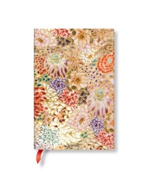 Cuaderno Flexi Flutterbyes Mini. PAPERBLANKS