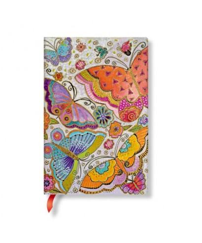 Cuaderno Flexi Flutterbyes Mini