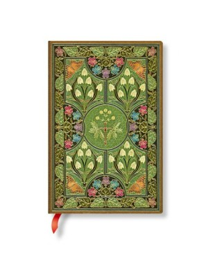 Cuaderno Flexi Poetry in bloom Mini. PAPERBLANKS