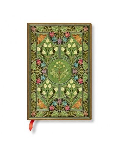 Cuaderno Flexi Poetry in bloom Mini. PAPERBLANKS