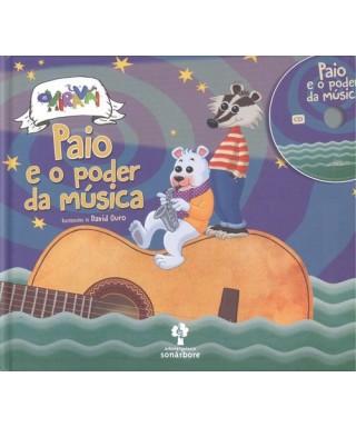 Paio e o poder da música (contiene CD)