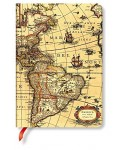 Cuaderno Hemisferio occidental Midi