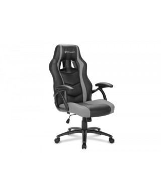 Silla gaming Sharkoon Skiller SGS1 Negro/gris